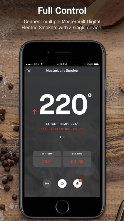 Masterbuilt screenshot-3