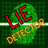 Lie Detector Fingerprint Scan iphone and android app