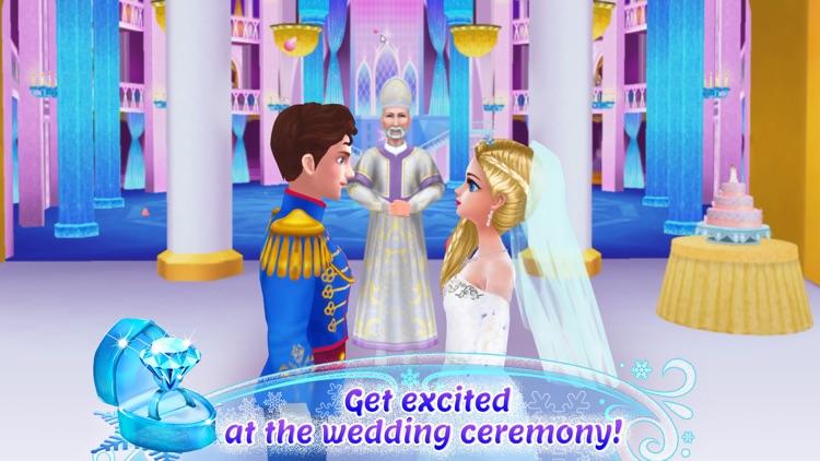 Ice Princess Royal Wedding Day screenshot-3