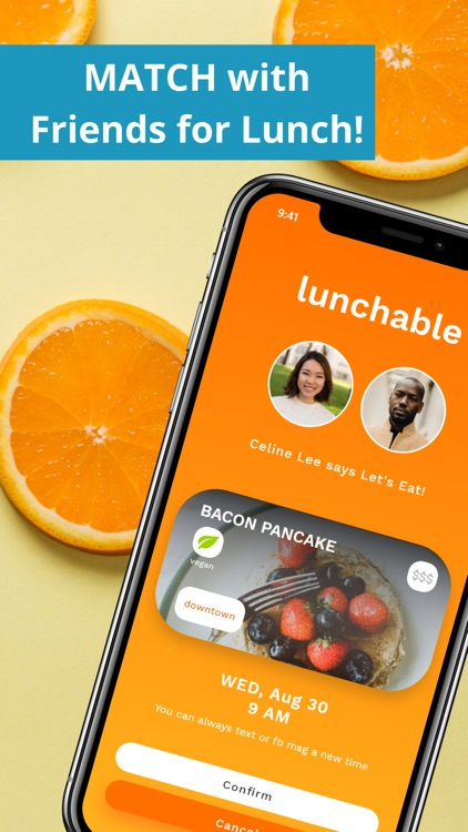 Lunchable - Lunch with Friends