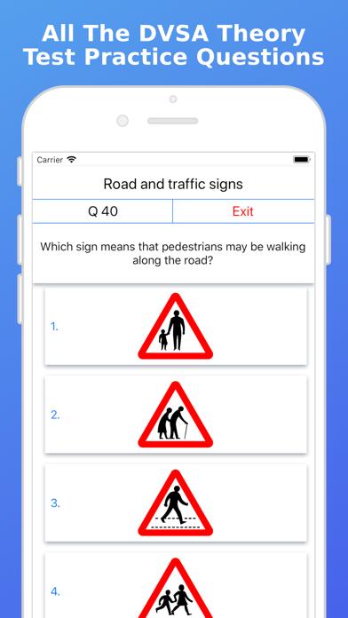UK 2020 Driving Theory Test FV screenshot one
