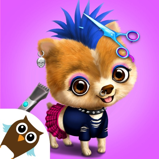 Animal Hair Salon & Dress Up