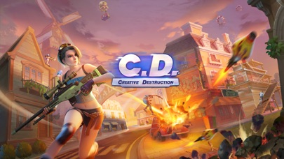Creative Destruction for windows pc