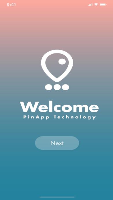 PinApp screenshot one