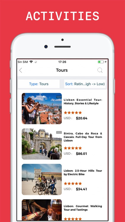 Lisbon Travel Guide Offline screenshot-5