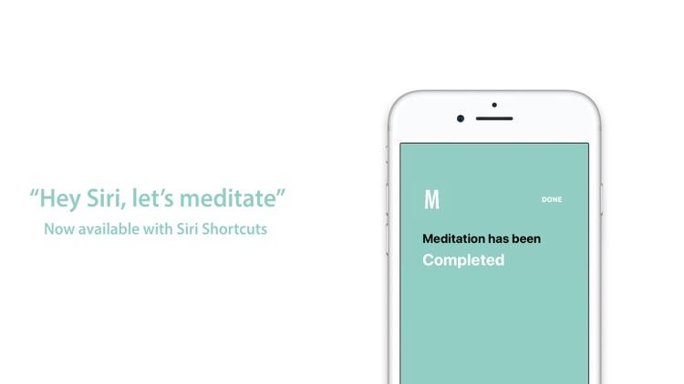 The Meditate App