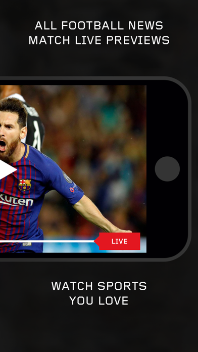 Football TV Live Streaming