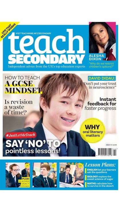 Teach Secondary Magazine screenshot-8