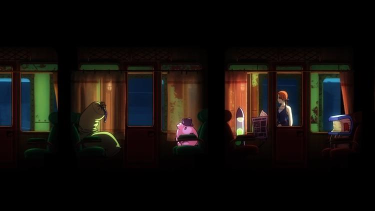 フォーゴットン・アン screenshot-5