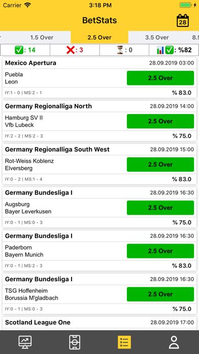ดาวน์โหลด Live Scores & Stats By BV สำหรับพีซี
