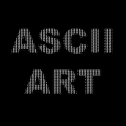 Photo to ASCII