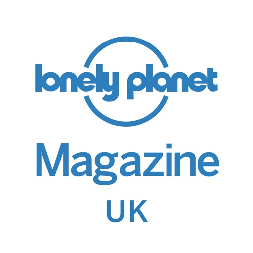 Lonely Planet UK Magazine icon