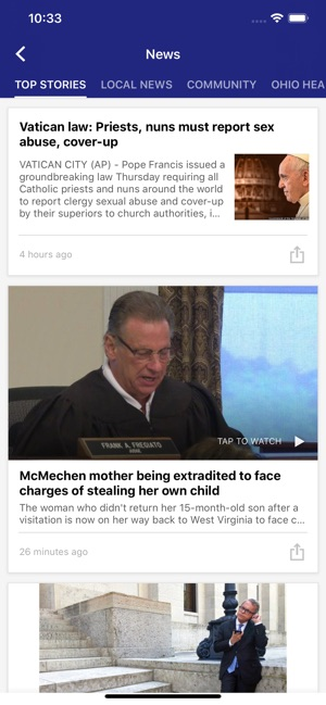 WTRF 7News on the App Store