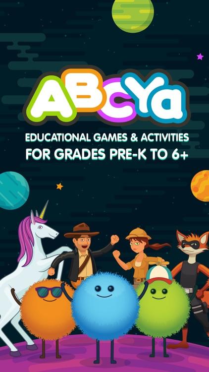ABCya Games screenshot-0