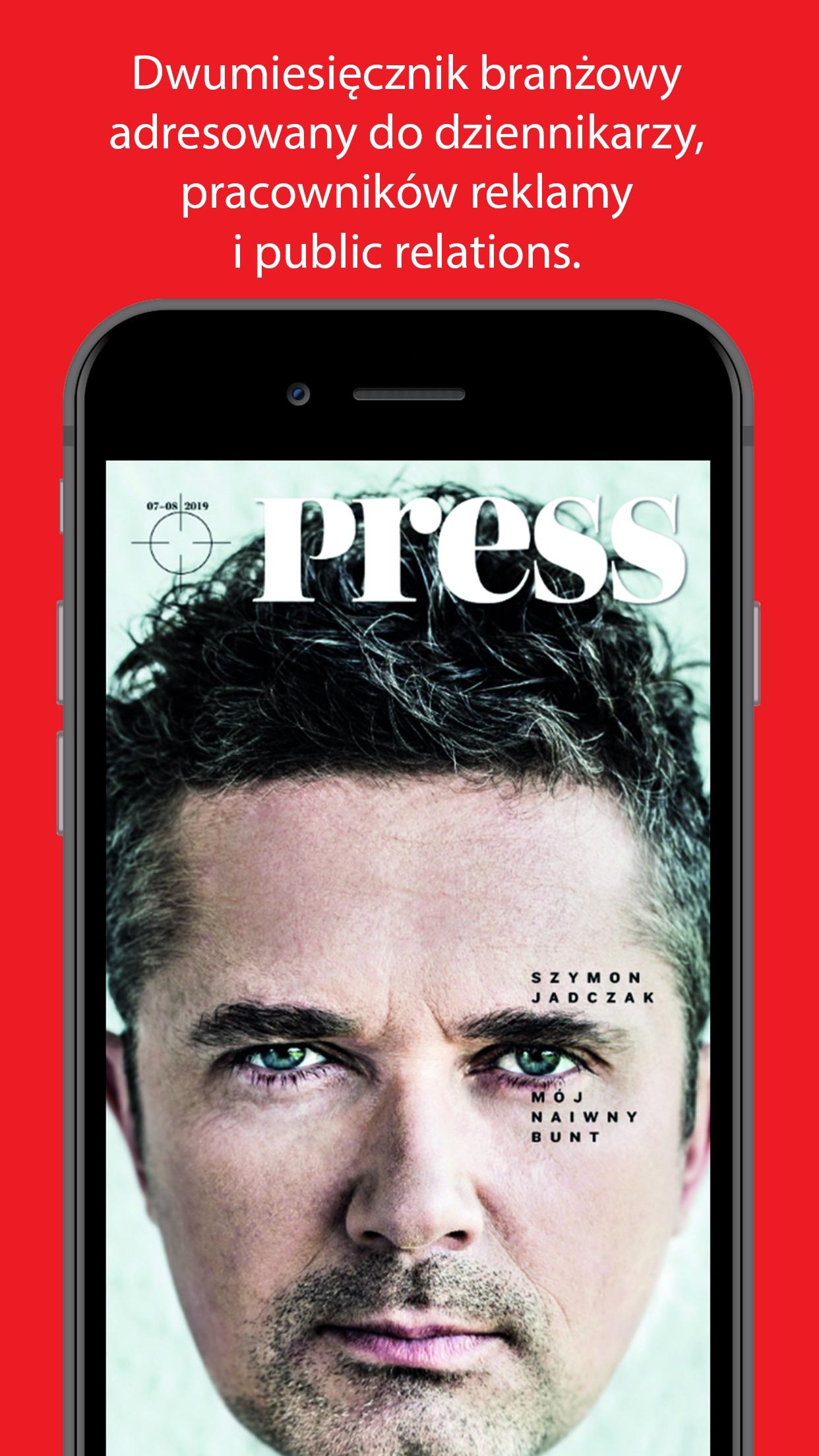 Magazyn Press Screenshot