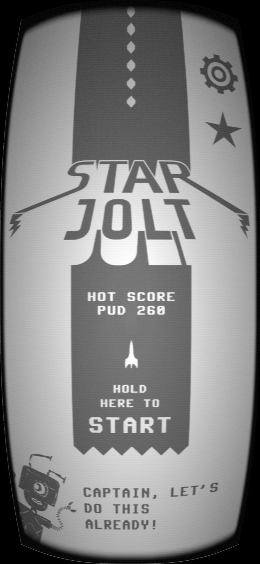 Star Jolt – Retro challenge Cheat Codes