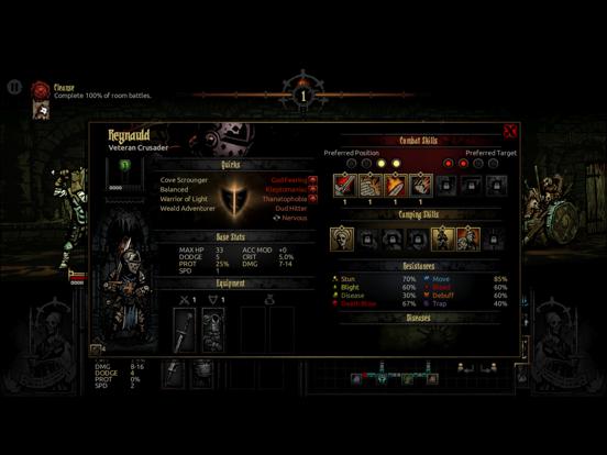 Darkest Dungeon:Tablet Editionのおすすめ画像4