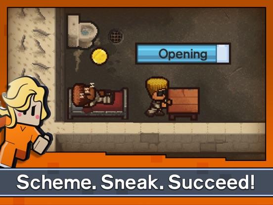 Escapists 2: Pocket Breakout Screenshots