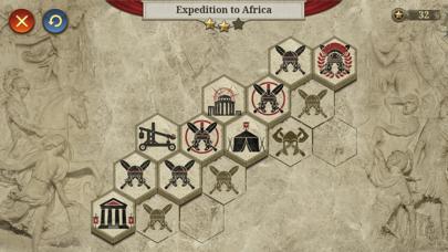 Great Conqueror: Rome Screenshot on iOS