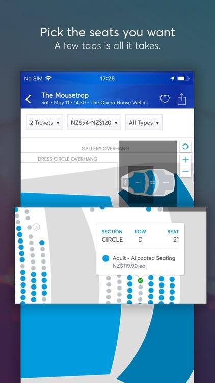Ticketmaster NZ