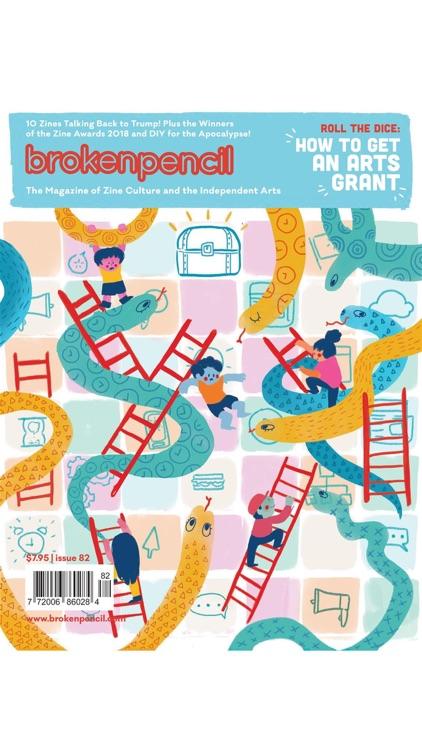 Broken Pencil Magazine