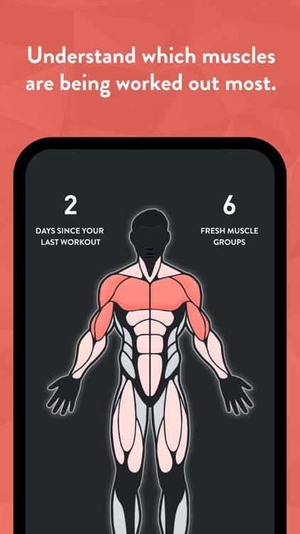 Fitbod Workout & Fitness Plans screenshot-8