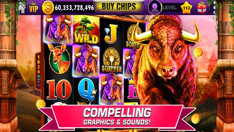 Vegas Slots - 7Heart Casino screenshot-9