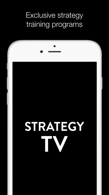 Strategy TV