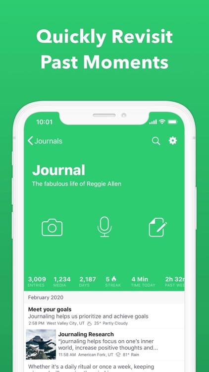 Day One Journal screenshot-3