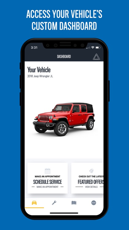 Jeep Vehicle Info screenshot-1