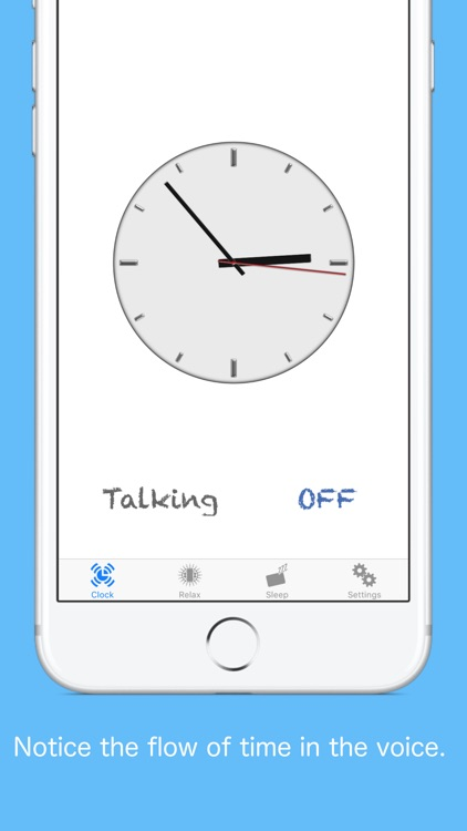 VoiceClock - Talking screenshot-0