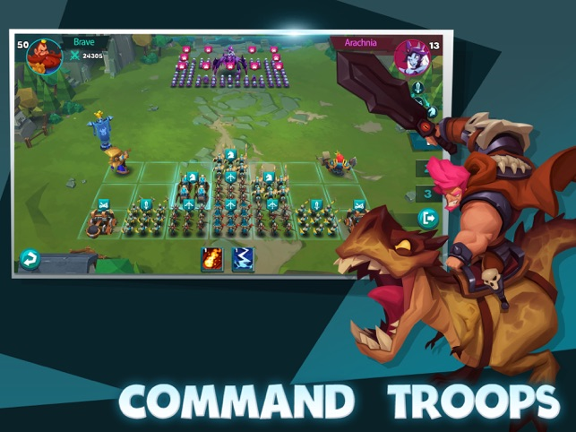 Brave Conquest on the App Store