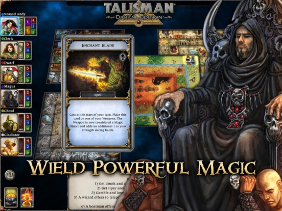 Talisman: Digital Edition screenshot 10