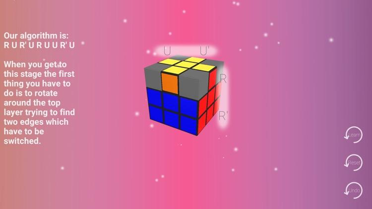 Rubies Cube 3D Puzzle screenshot-4