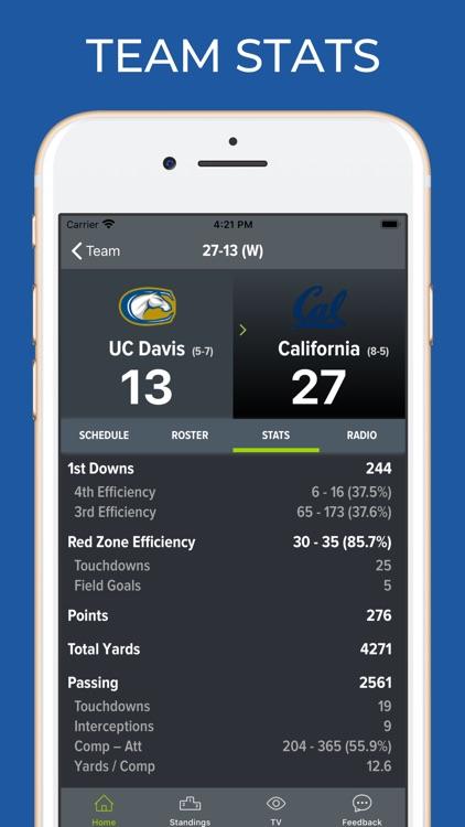California Cal Football App screenshot-4