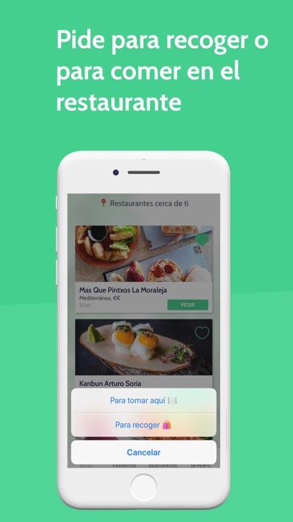 Watson: pedir en restaurantes screenshot-4