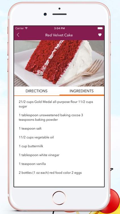 Cake Recipes.. screenshot-3