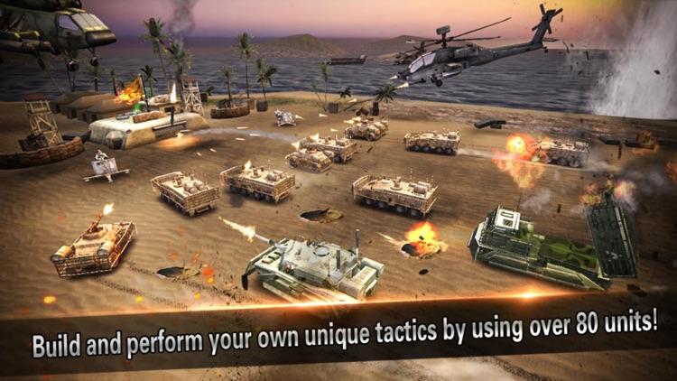 Commander Battle screenshot-3