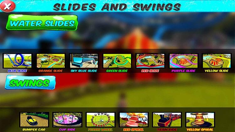 Water Park Slide : Uphill Rush screenshot-3