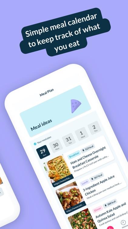 Foodjo Healthy Meal Suggestion screenshot-3