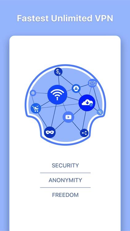 VPN - Proxy Super Unlimited