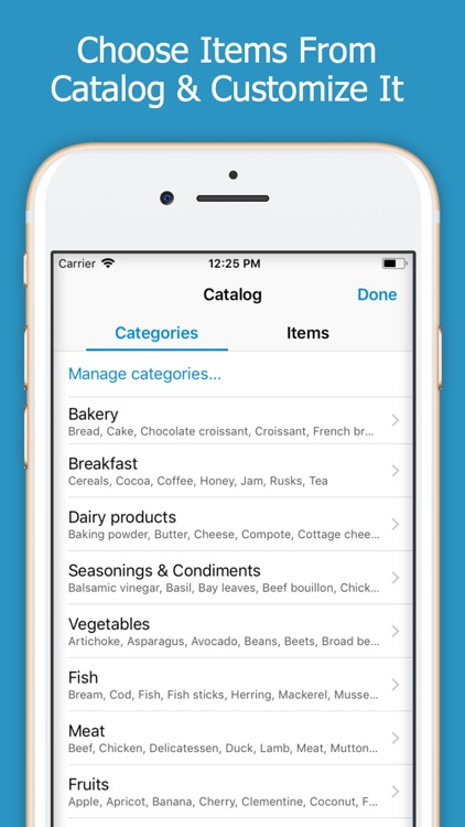 Shoppylist (Shopping List) screenshot-4