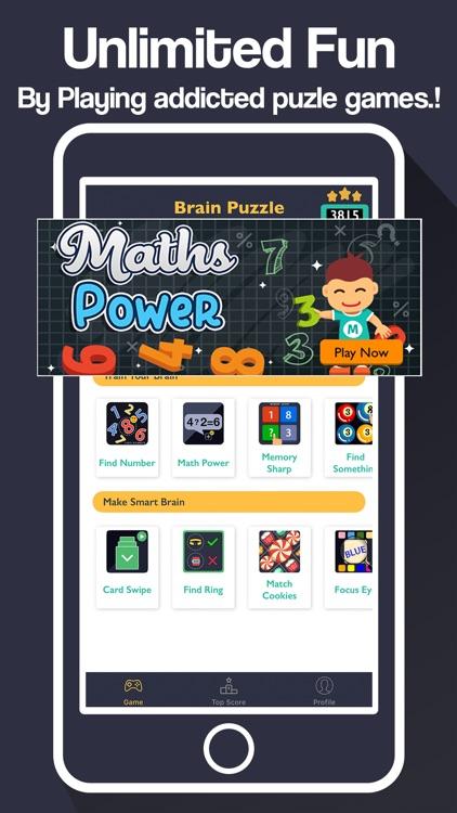 Brain Puzzle : Earn Rewards screenshot-3
