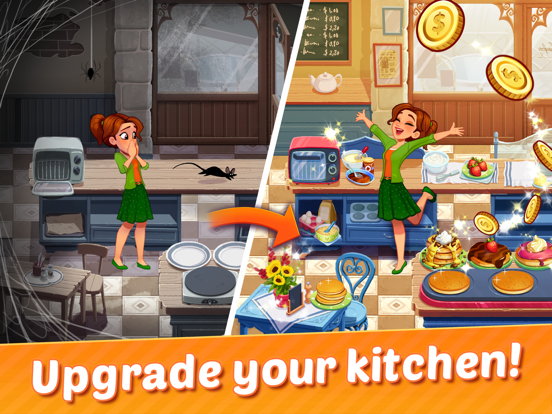 Delicious World - Cooking Game screenshot #3