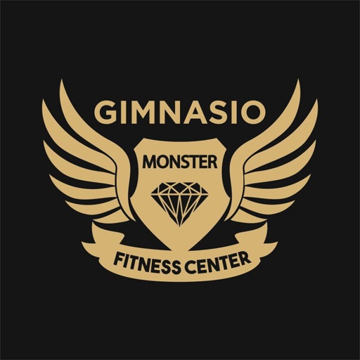 Monster Fitness icon