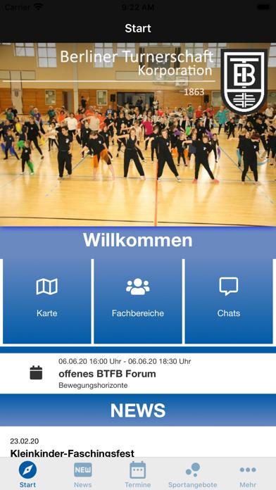 Berliner Turnerschaft Korp.Screenshot von 2