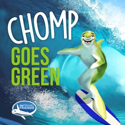 Chomp Goes Green