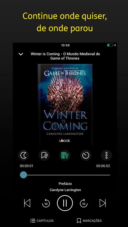 Audiolivros Saraiva screenshot-3