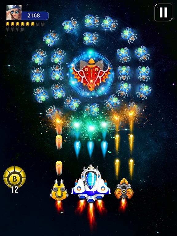 Galaxy Attack: Space Shooter screenshot 9