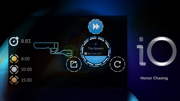 iO - A Physics Platformer screenshot-4